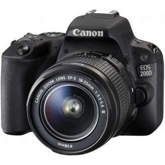 Canon EOS 200D Kit 18-55mm III