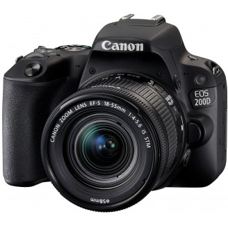 Canon EOS 200D Kit 18-55mm IS STM