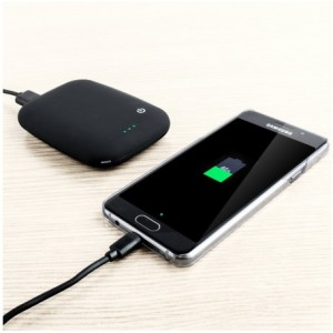 Maxfield 2in1 Wireless Charging + Power Bank 4000mAh