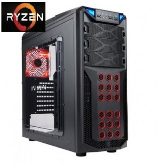Gaming AMD Ryzen 5 2600 16GB RAM GTX1660 6GB SSD 240GB