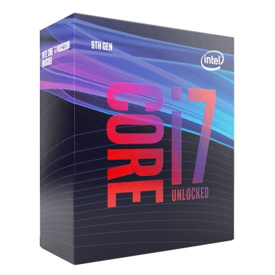 Intel Coffee Lake-R i7-9700K 3.6GHz 1151