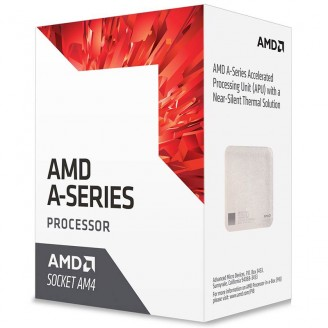AMD A10-9700 AM4 3.5Ghz BOX
