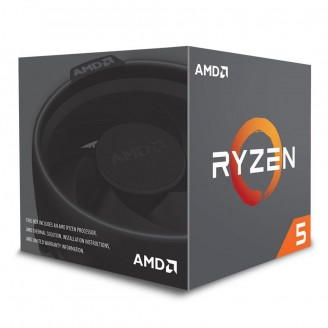 AMD Ryzen 5 2600 6-Core 3.4Ghz BOX