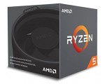 AMD Ryzen 5 2600X 6-Core 3.6Ghz BOX