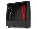 NZXT H510 Window Red