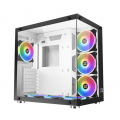 Xigmatek Aquarius Plus White RGB, Middle Tower