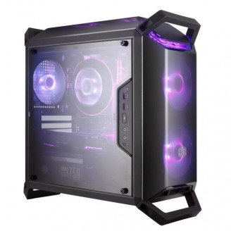 Cooler Master MasterBox Q300P RGB, Mini-Tower