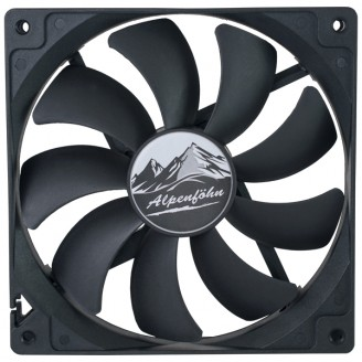 Alpenföhn Basic Fan Serie 140mm PWM Black