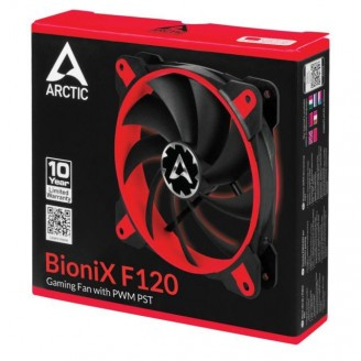 Arctic Bionix F120 120mm Red