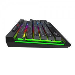 Геймърска клавиатура Havit GAMENOTE KB500L RGB