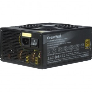 Inter-Tech Great Wall M1200 1250W 80 Gold