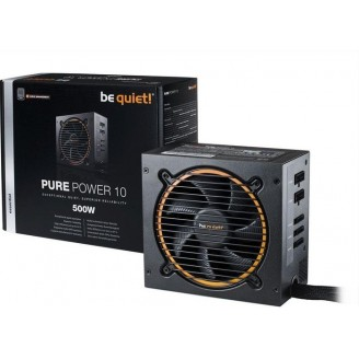 Be Quiet Pure Power 10 500W CM 80 Silver