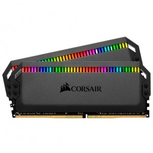 16GB DDR4 Corsair Dominator Platinum RGB 3200Mhz Kit