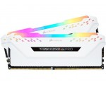 16GB DDR4 Corsair Vengeance RGB PRO 3000Mhz White Kit