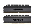8GB DDR4 Patriot Viper 4 Blackout 3200Mhz Kit