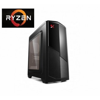 Gaming AMD Ryzen 3 1200 8GB RAM GTX1650 400W Bronze 1TB