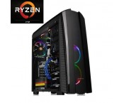 Gaming AMD Ryzen 5 1500X 16GB RAM RX 580 1TB 120GB SSD