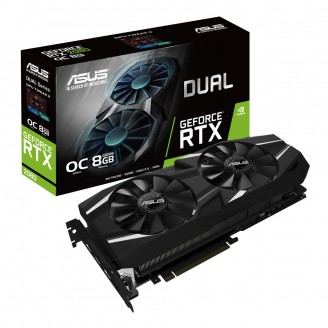 Asus GeForce RTX 2080 8GB Dual OC
