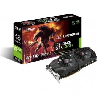 Asus Cerberus GTX 1070Ti Advanced 8GB