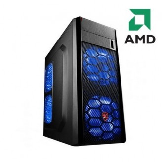 Gaming AMD X4 950 8GB RAM RX 560 4GB 1TB HDD