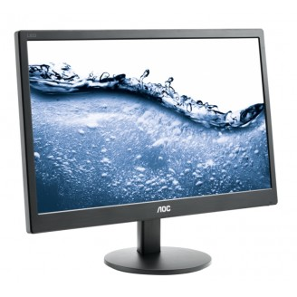 "AOC E2070SWN 19.5"" LED HD+"