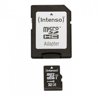Intenso Micro SDHC 32GB CL10 UHS-I