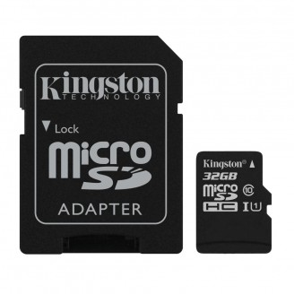 Kingston Micro SD 32GB U1 45mb/s