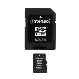 Intenso Micro SDHC 32 GB CL 10