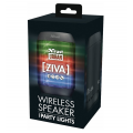 Wireless Bluetooth Speaker with party lights TRUST Ziva