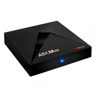 TV Box A5X MAX 4GB Android 7.1