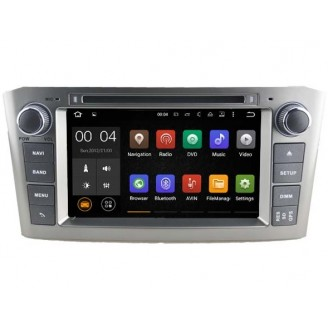 Toyota Avensis 2003-2009 Android 7.1