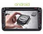 """VW Seat Skoda 8"""" Android 7.1"""