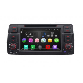 "BMW E46 1998-2005 7"" Android 7.1"