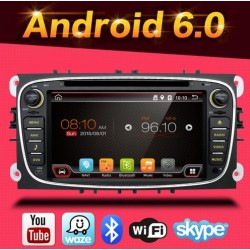 Ford Mondeo/Focus/S-Max Android 8.1