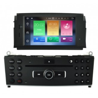 Mercedes C W204 2007-2011 Android 6.0