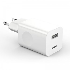 Зарядно Baseus Charging Quick Charger USB 3.0